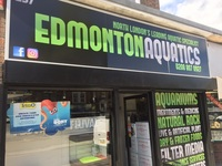EDMONTON AQUATICS - NORTH LONDON - OVER 100 AQUARIUMS FULL - JANUARY 2018 -