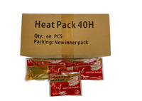Bulk buy 40 hour heat packs from as low as 0.55p each